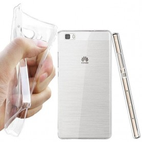 Huawei Ascend P8 Lite silikon skal transparent