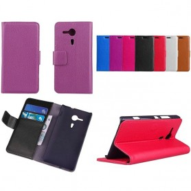 Mobilplånbok Xperia SP
