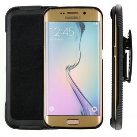 Stötsäkert skal med hölster Galaxy S6 Edge Plus