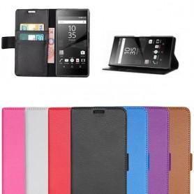 Mobilplånbok Sony Xperia Z5 Compact