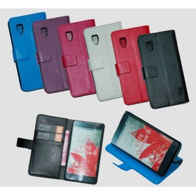 Phonecase wallet 2-card LG...