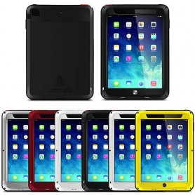 LOVE MEI Powerful Apple iPad Air 2 metall skal skydd
