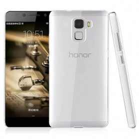 Clear Hard Case Huawei Honor 7