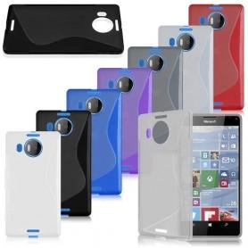 S Line silikon skal MS Lumia 950XL