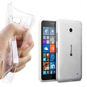 Microsoft Lumia 550 Silikon Transparent