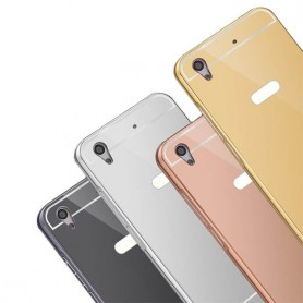 Aluminium spegel skal Huawei Ascend G620S
