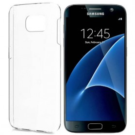 Clear Hard Case Samsung Galaxy S7