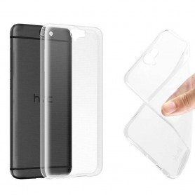 HTC ONE A9  Silikon skal Transparent