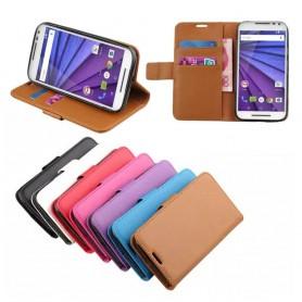 Mobilplånbok Motorola Moto G3