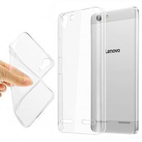 Lenovo Vibe K5 Plus Silikon skal Transparent