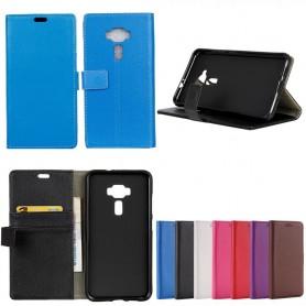 Mobilplånbok Asus Zenfone 3 ZE552KL