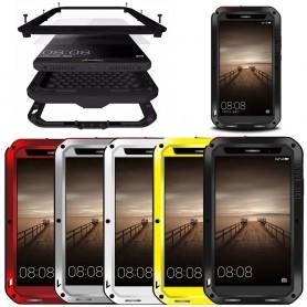 LOVE MEI Powerful Huawei Mate 9 mobilskal metall