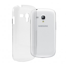 Clear Hard Case Samsung Galaxy S3 mini