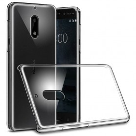 Clear Hard Case Nokia 6