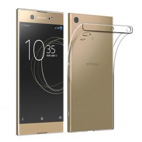 Sony Xperia XA1 Ultra silikon skal transparent