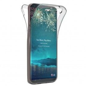 360 heltäckande silikon skal LG G6 H870