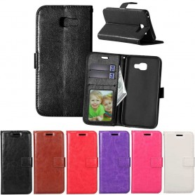 Mobilplånbok 3-kort Samsung Galaxy Xcover 4 SM-G390F