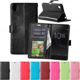 Mobilplånbok 3-kort Sony Xperia XA1 G3116