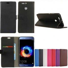 Mobilplånbok Huawei Honor 8 Pro skydd skal fodral caseonline