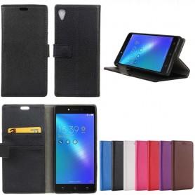 Mobilplånbok Asus Zenfone Live ZB501KL mobil skal skydd caseonline