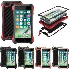 R-Just Amira skal Apple iPhone 7 / 8 mobil skal skydd
