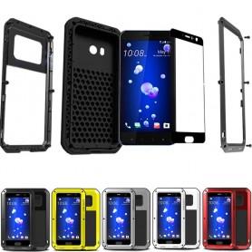 LOVE MEI Powerful stål skal HTC U11 mobil skydd CaseOnline