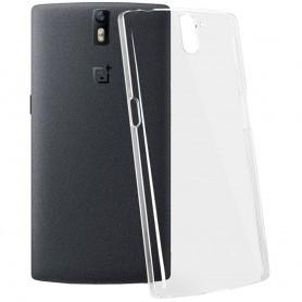 OnePlus One Transparent hårt skal mobilskal caseonline