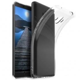 Huawei Mate 10 Silikon skal Transparent mobilskal skydd