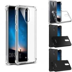 IMAK shockproof silikon skal Huawei Mate 10 Lite mobilskal fodral
