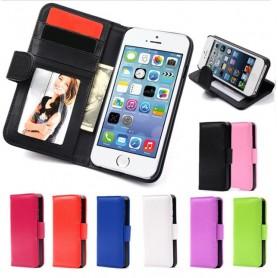 Plånboksfodral Foto iPhone 5 5S