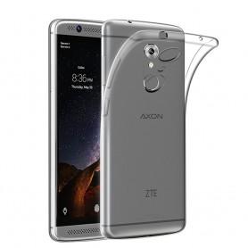 ZTE Axon 7 Mini Silikon skal Transparent mobilskal caseonline