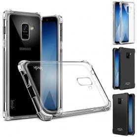 IMAK Shockproof silikon skal Samsung Galaxy A8 2018 SM-A530 mobilskal caseonline