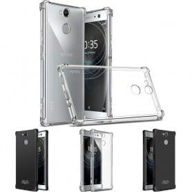 IMAK Shockproof silikon skal Sony Xperia XA2 H4133 mobilskal