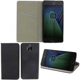 Moozy Smart Magnet FlipCase Motorola Moto G5S Plus mobilskal skydd