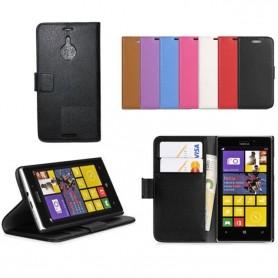Plånboksfodral Nokia Lumia 1520