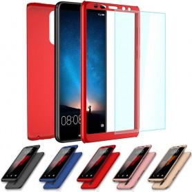 360 mobilskal med glas Huawei Mate 10 Lite RNE-L21