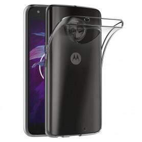 Motorola Moto X4 Silikon skal Transparent mobilskal