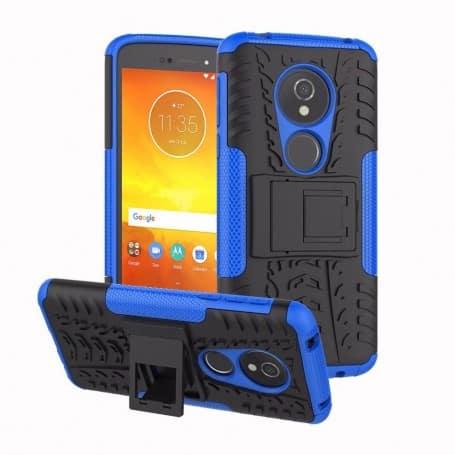 Stöttåligt skal Motorola Moto E5 Plus mobilskal silikonskal caseonline