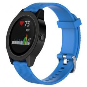 Sport Armband Garmin VivoActive 3 - Ljusblå