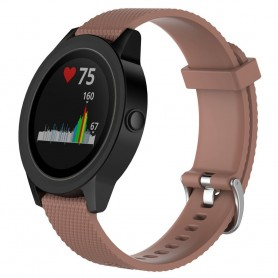 Sport Armband Garmin VivoActive 3 - Brun