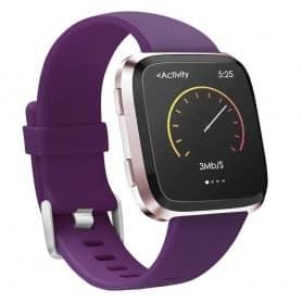 Sport Armband till Fitbit Versa - Lila