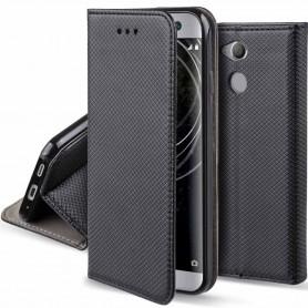 Moozy Smart Magnet FlipCase Sony Xperia XA2 Ultra mobilskal