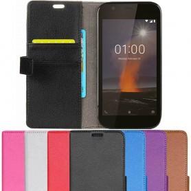 Mobilplånbok 2-kort Nokia 1