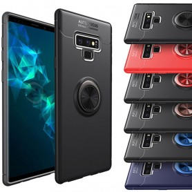 Slim Ring Case Samsung Galaxy Note 9 mobile shell selfies