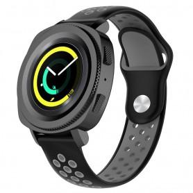EBN Sport Armband Samsung Gear Sport - svart/grå
