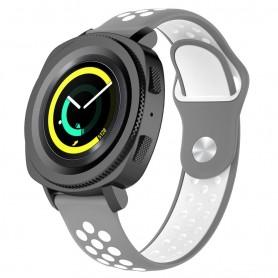 EBN Sport Armband Samsung Gear Sport - grå/vit