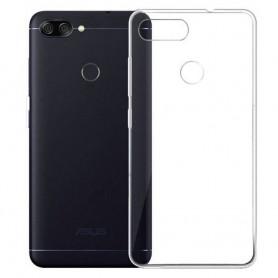 Asus Zenfone Max Plus Silikon skal Transparent mobilskal