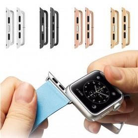 Armbands Adapter till Apple Watch 4 (40mm) använd vanliga armband CaseOnline.se