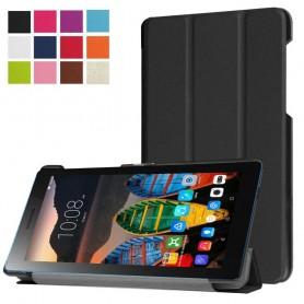 "Vikbart Fodral Lenovo Tab 3 Essential 7"" (710F) surfplatta skydd caseonline"