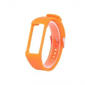 Sport Armband till Polar A360 / A370 - Orange